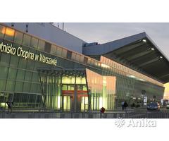 Трансфер в аэропорты Польши из Минска