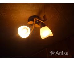 Люстры, лампы, светильники