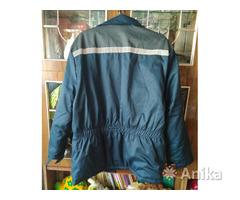 Телогрейка-куртка рабочая