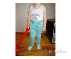 Джинсы и штанишки для мальчика