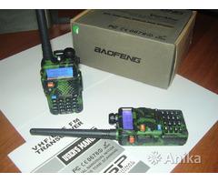 Рация Baofeng UV-5R 5Ватт новая