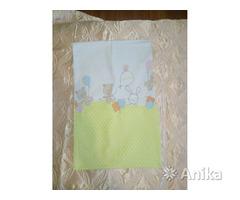 Одеяло-конверт + белоснежное постельное