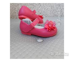 Туфли новые  21 22 23 размер
