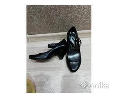 Туфли Сивельга натуральные