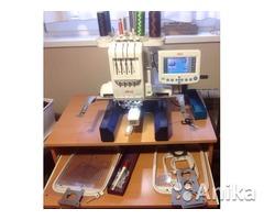 Швейно-вышивальная машина Elna 9900
