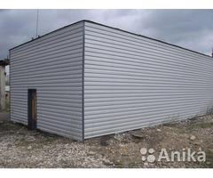 Производственное здание в Заславле