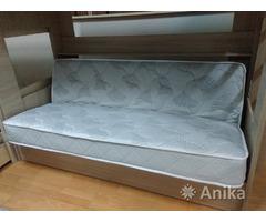 Кровать двухъярусная с диван-кроватью Прованс