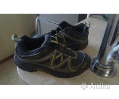 Утепленные кроссовки Salomon