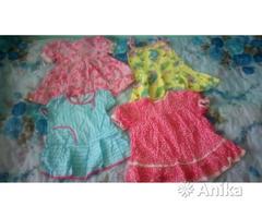 Платья для девочки одним лотом