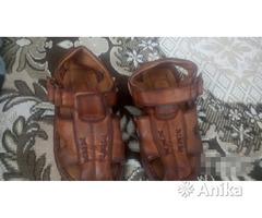Босоножки (сандалии) для мальчика