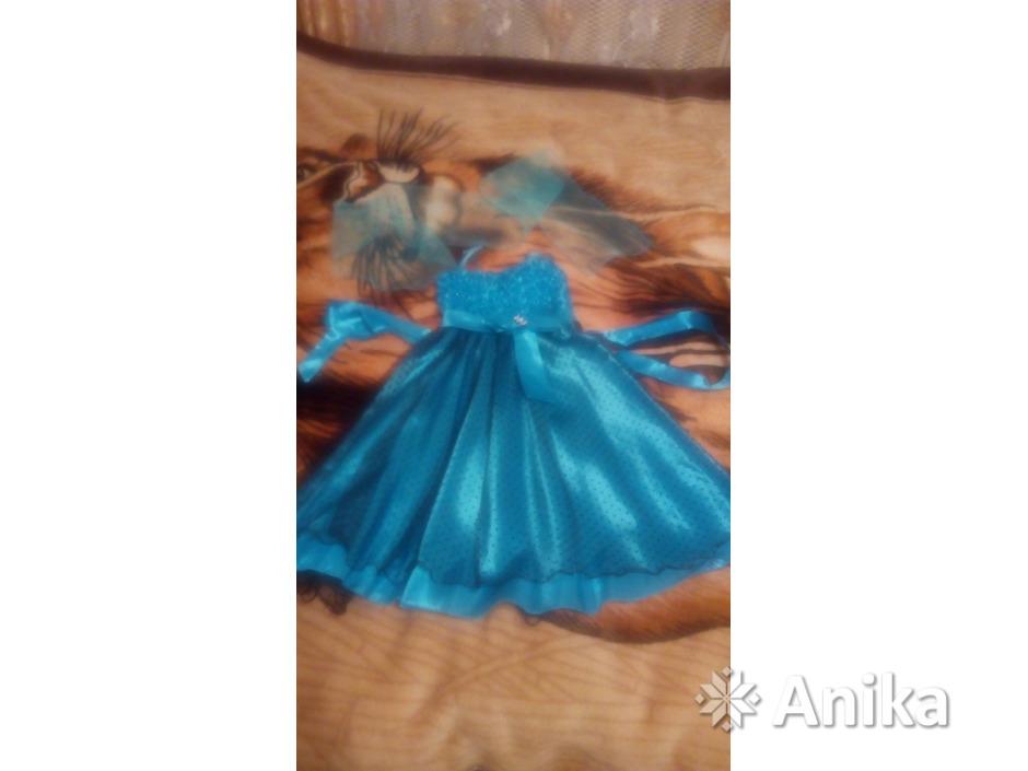 Нарядное платье для девочки - 1