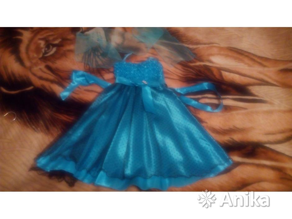 Нарядное платье для девочки - 2