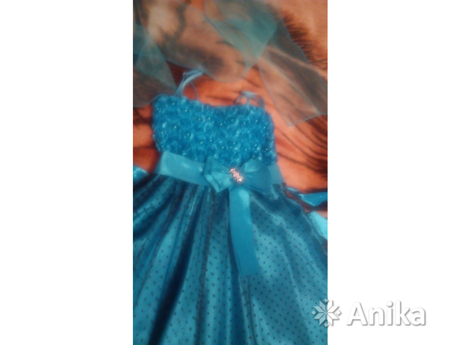 Нарядное платье для девочки - 3