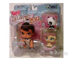 Кукла Ангелочки с двумя питомцами Bratz