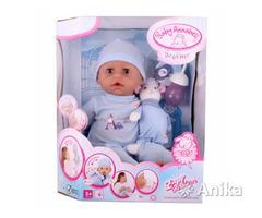 Кукла Baby Annabell с мимикой