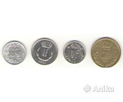 Монеты Люксембург