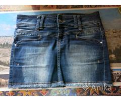 Юбка джинсовая Madoc