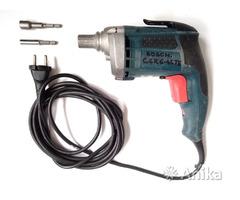 Шуруповёрт сетевой Bosch GSR 6-45TE Professional