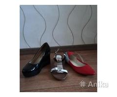 Женская  обувь 36-38 размер