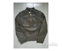 Куртка кожаная 46 р
