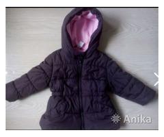 Куртка деми 80-86