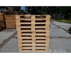 Покупка деревянных поддонов