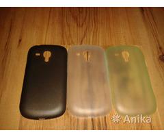 Чехлы, защитная плёнка на Samsung i8190