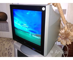 Монитор LG Flatron T750BH plus с плоским экраном