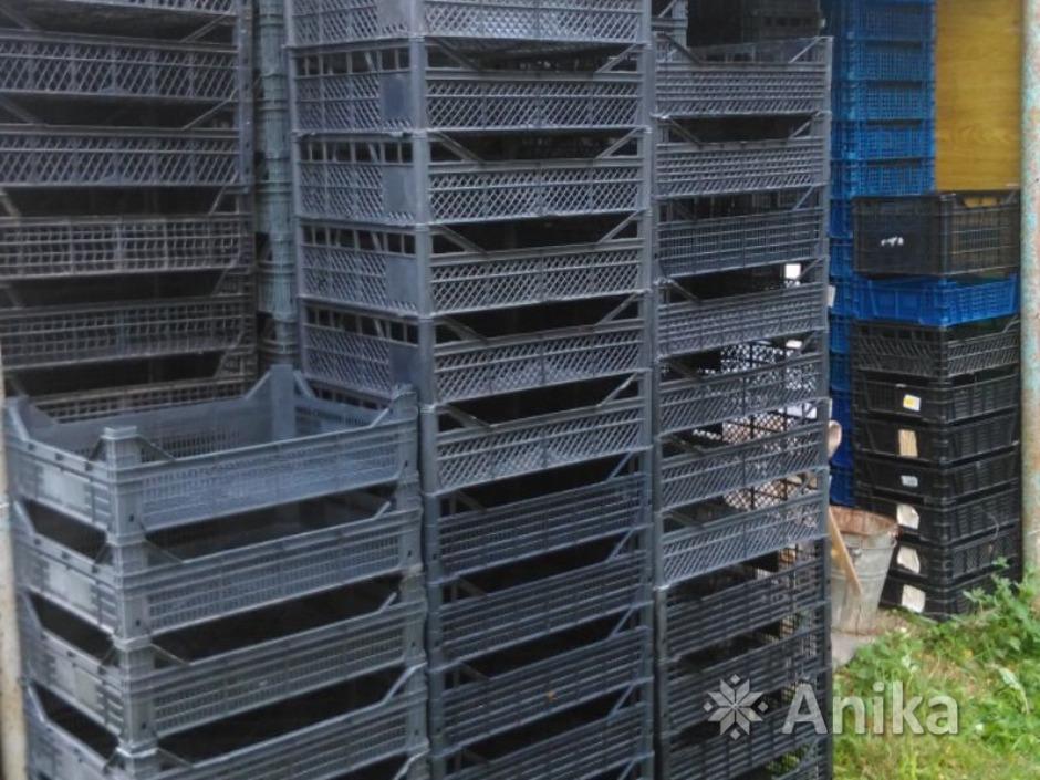 Ящик контейнер для ягод, грибов, яблок, овощей - 1/1