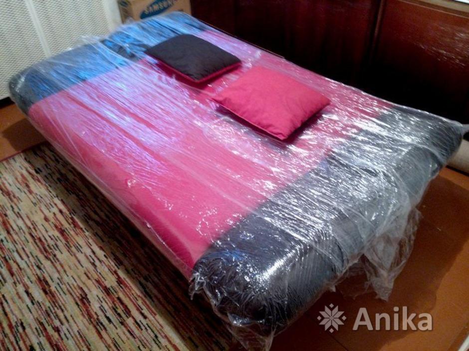 """Диван-кровать """"BARTOSZ MICRO"""" Black Red White - 3/6"""