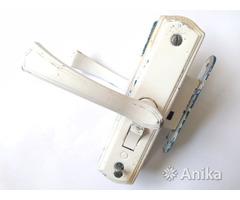 Защёлка врезная ЗЩ1Д-2-6 дверная ручка, Строммаш