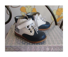 Стильные и новые ботинки MURSU р.14,2-14,5