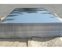 Нержавеющая сталь в листах, доставка по области