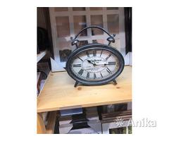 Часы переносные, античный черный
