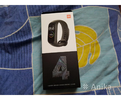 Xiaomi Mi Band 4 original version (русский язык)