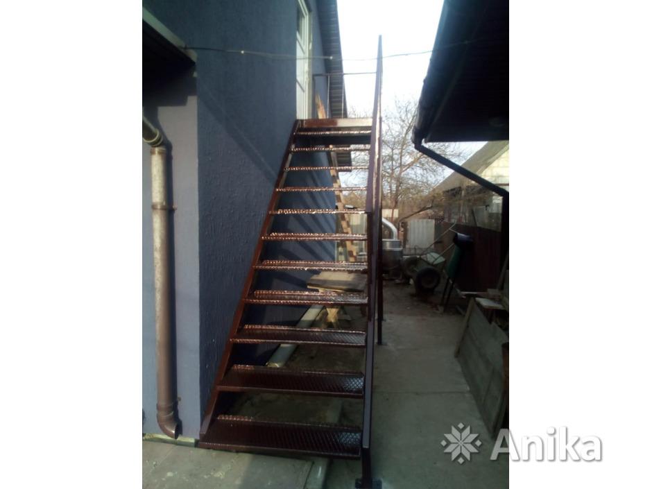 Металлическая лестница - 7
