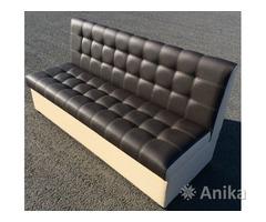 Кухонный диван прямой