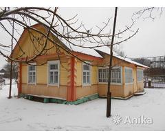 Дом в деревне Вазгелы, ж/д Дубравы