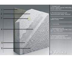 Пенопласт для утепления фасада, стяжки, цоколя.