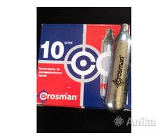 Баллон для пневматики СО2 12 гр. «Crosman» (США)
