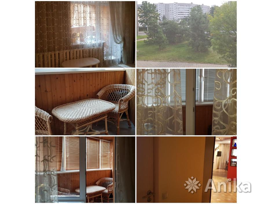 Трёхкомнатная квартира Минск ул Городецкая 11/2 - 11/12