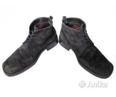 Ботинки демисезонные мужские Сивельга