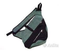 Рюкзак CAGIA, стильная модель с одной шлейкой