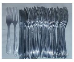 Вилки алюминиевые из 50-60х годов-70шт