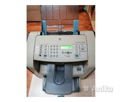Лазерный МФУ HP LaserJet принтер, сканер, копир