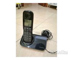 Радиотелефон Alcatel Sigma 260 + аккумуляторы