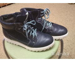Ботинки зимние для мальчика рр 39