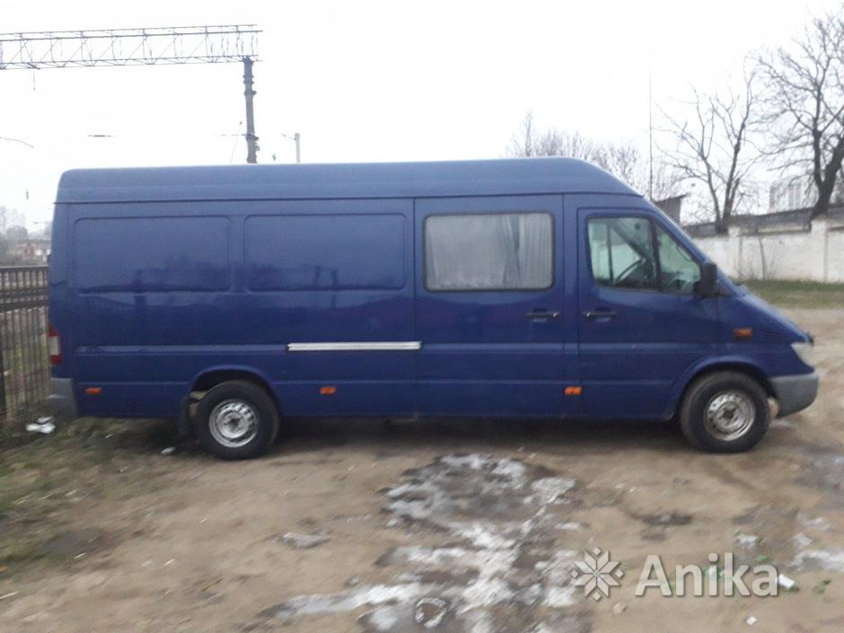 Прокат и Аренда Микроавтобуса Грузового - 3