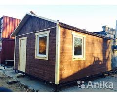 Дачный домик 6х5 м.