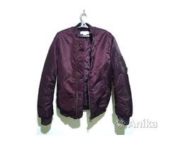 Куртка бомбер мужская утеплённая L.O.G.G. H M